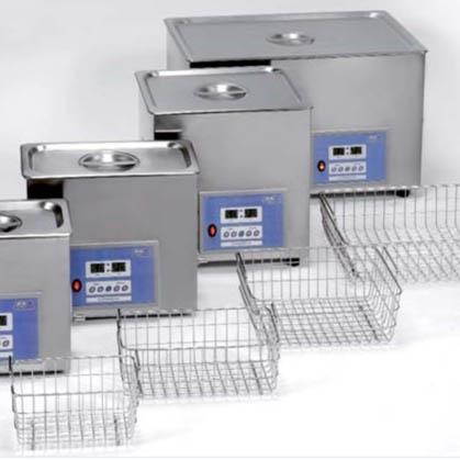 Ba o ultrasonidos con calefaccion acero inox 5 litros for Bano ultrasonidos laboratorio